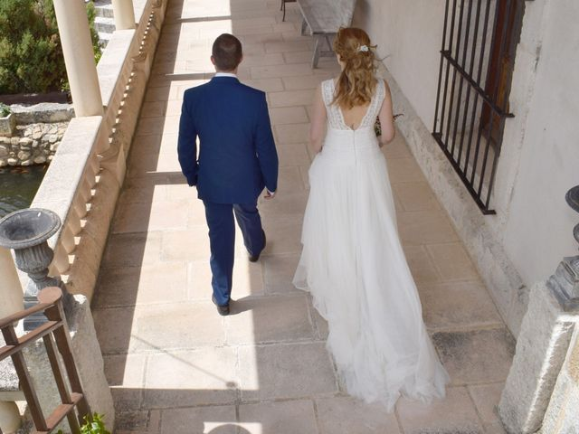 La boda de Guille y Mar en Sotos De Sepulveda, Segovia 55