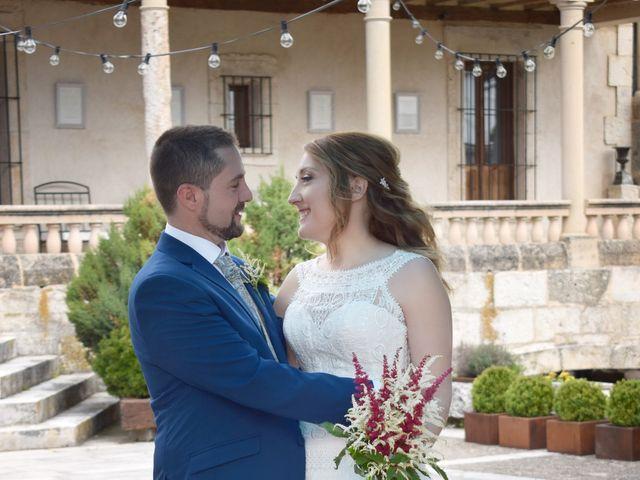La boda de Guille y Mar en Sotos De Sepulveda, Segovia 57