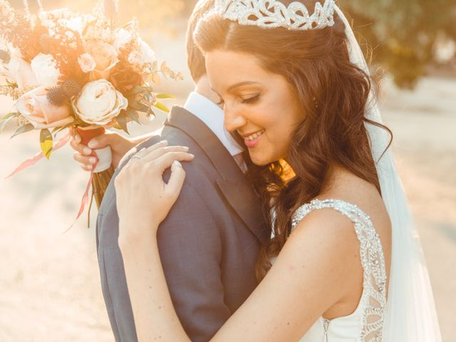 La boda de Andreas y Laura en Madrid, Madrid 1