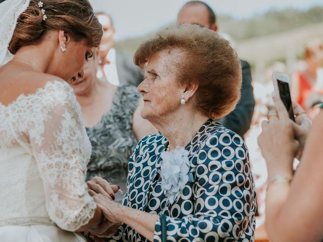 La boda de Dani y Itziar en Morga, Vizcaya 6