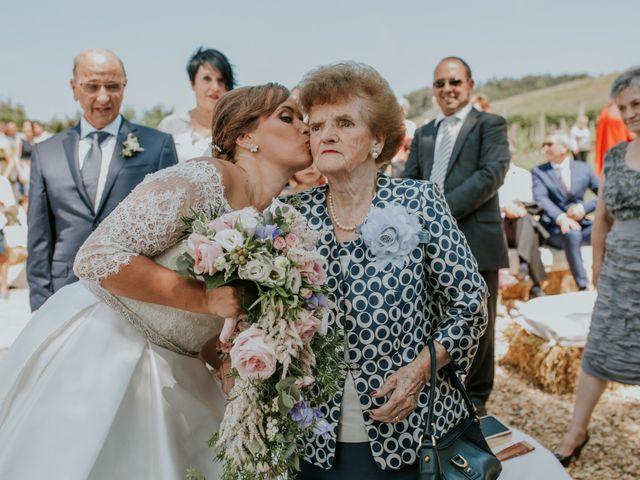 La boda de Dani y Itziar en Morga, Vizcaya 7