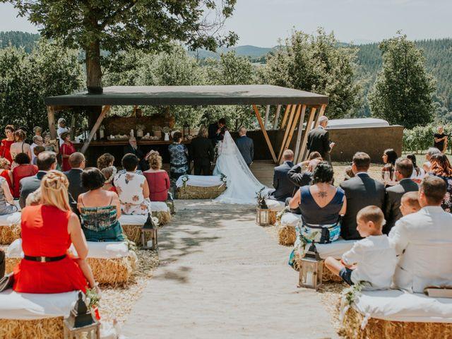 La boda de Dani y Itziar en Morga, Vizcaya 10