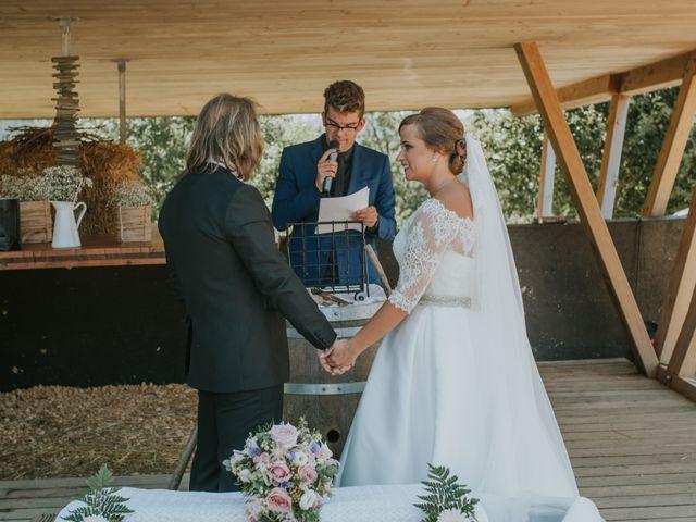 La boda de Dani y Itziar en Morga, Vizcaya 12