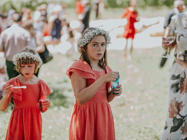 La boda de Dani y Itziar en Morga, Vizcaya 14