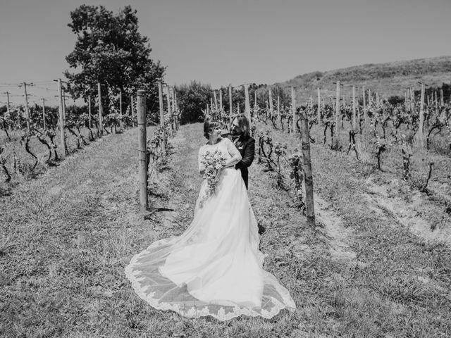 La boda de Dani y Itziar en Morga, Vizcaya 16