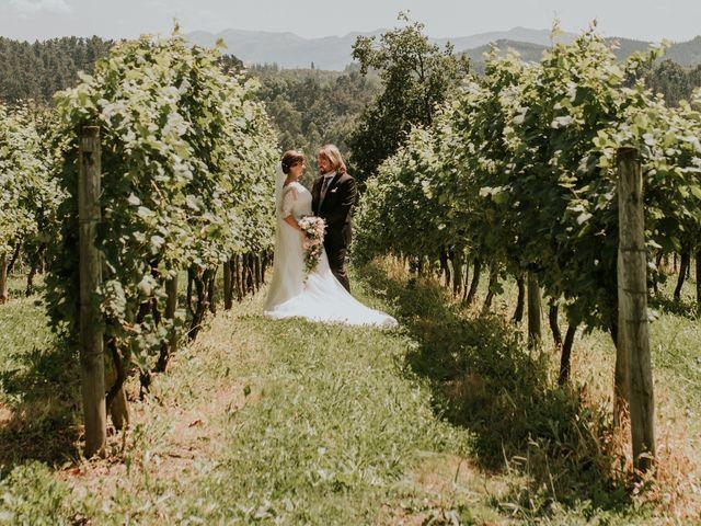 La boda de Dani y Itziar en Morga, Vizcaya 20