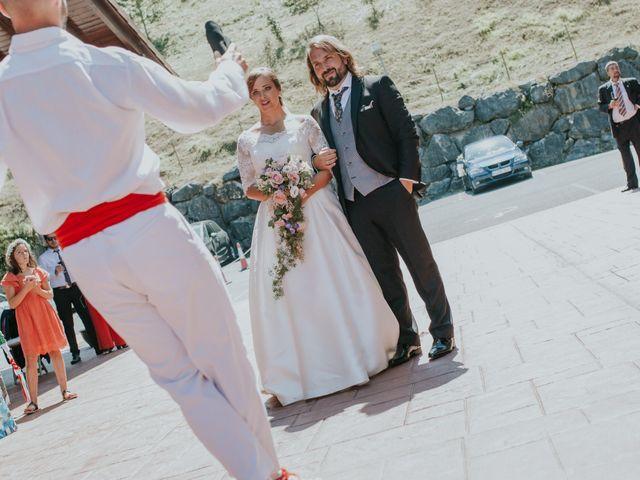 La boda de Dani y Itziar en Morga, Vizcaya 21