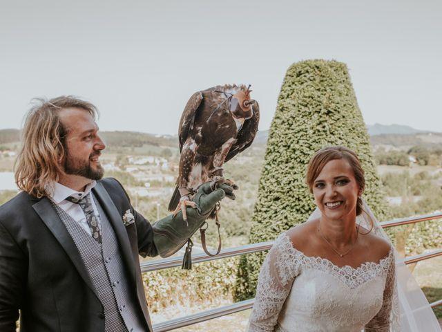 La boda de Dani y Itziar en Morga, Vizcaya 23