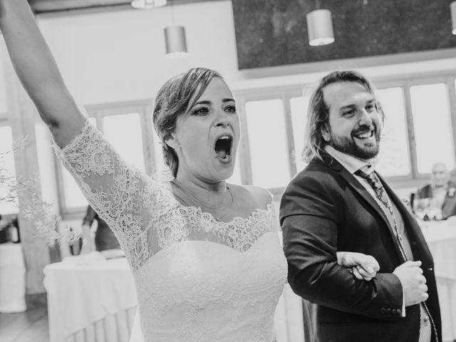 La boda de Dani y Itziar en Morga, Vizcaya 25