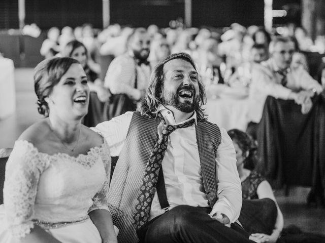 La boda de Dani y Itziar en Morga, Vizcaya 26