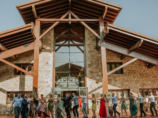 La boda de Dani y Itziar en Morga, Vizcaya 29