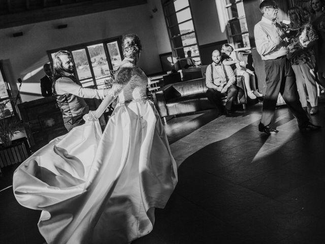 La boda de Dani y Itziar en Morga, Vizcaya 30