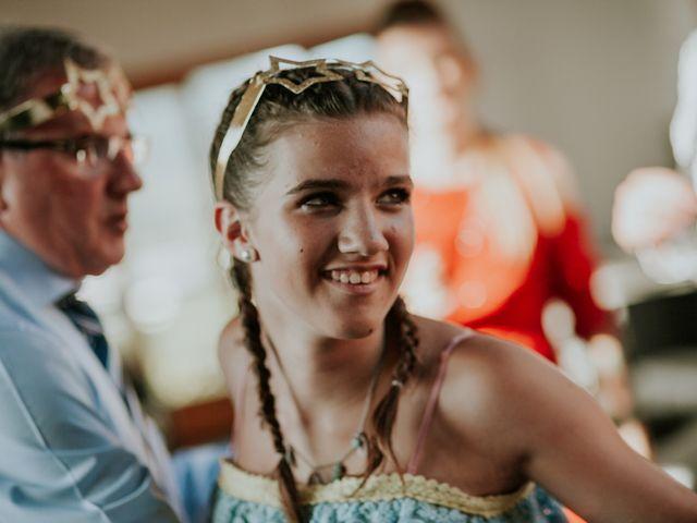 La boda de Dani y Itziar en Morga, Vizcaya 31
