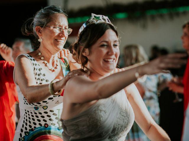 La boda de Dani y Itziar en Morga, Vizcaya 32