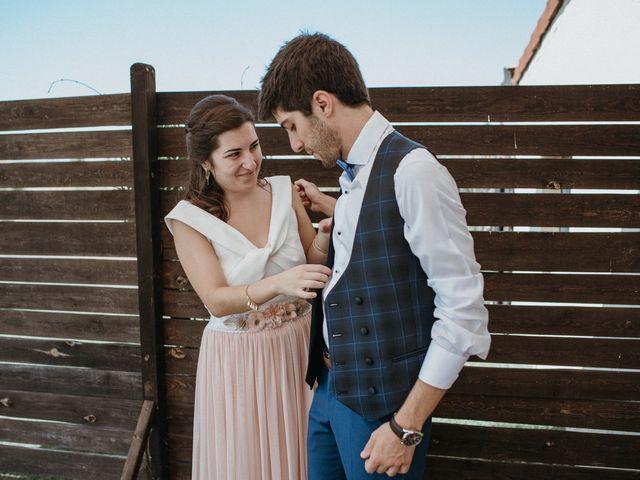 La boda de Eduardo y Cristina en Puentedura, Burgos 13