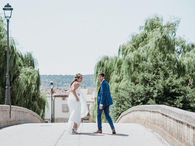 La boda de Eduardo y Cristina en Puentedura, Burgos 19