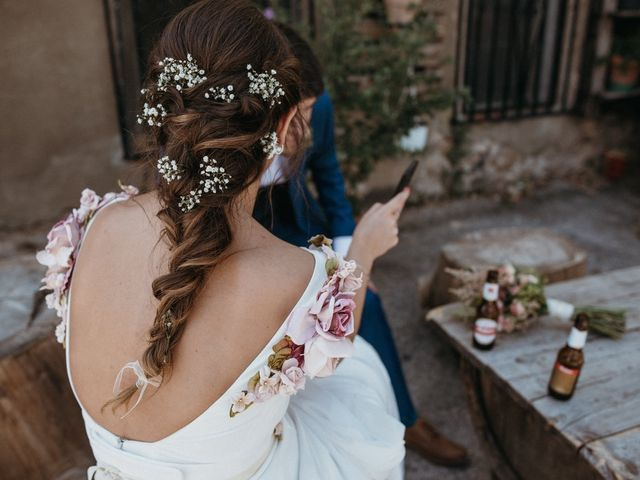 La boda de Eduardo y Cristina en Puentedura, Burgos 20