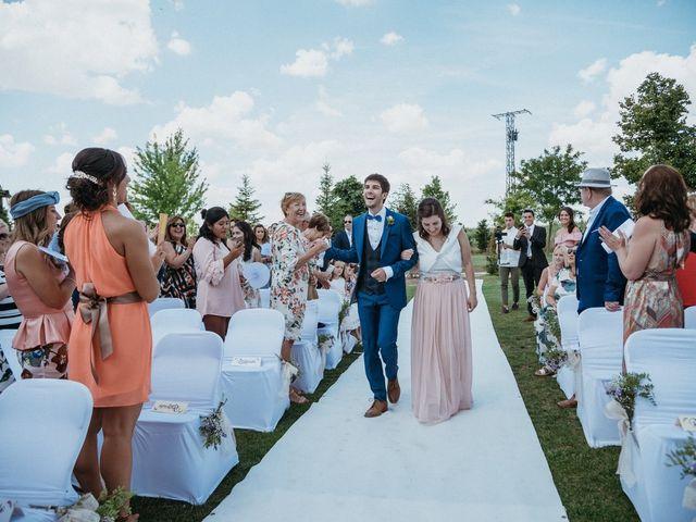 La boda de Eduardo y Cristina en Puentedura, Burgos 22