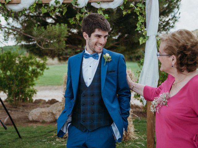 La boda de Eduardo y Cristina en Puentedura, Burgos 23