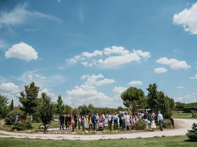 La boda de Eduardo y Cristina en Puentedura, Burgos 26