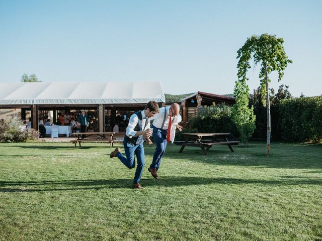 La boda de Eduardo y Cristina en Puentedura, Burgos 30
