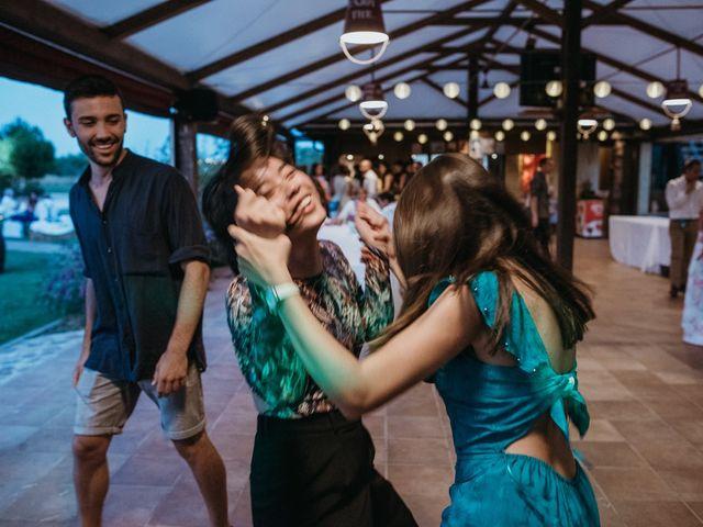 La boda de Eduardo y Cristina en Puentedura, Burgos 36