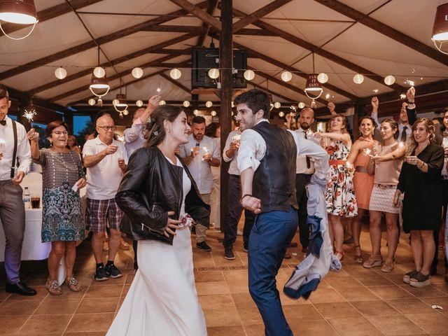 La boda de Eduardo y Cristina en Puentedura, Burgos 37
