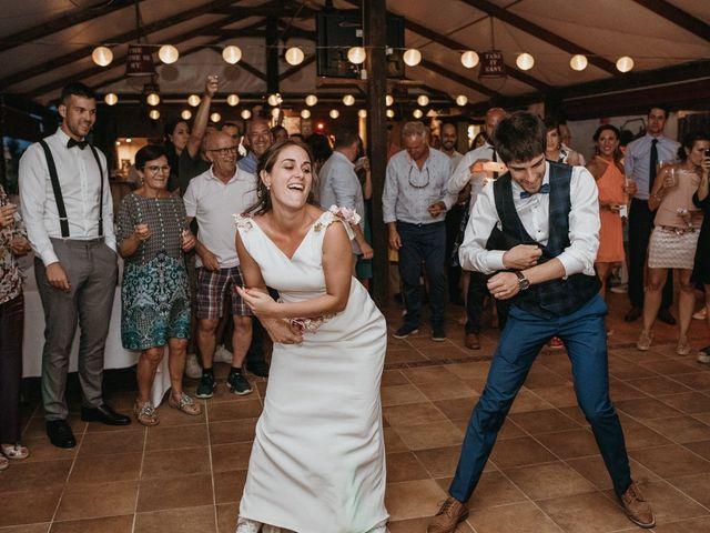 La boda de Eduardo y Cristina en Puentedura, Burgos 39