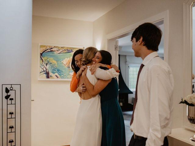 La boda de Gustavo y Silvia en Vilanova Del Valles, Barcelona 14