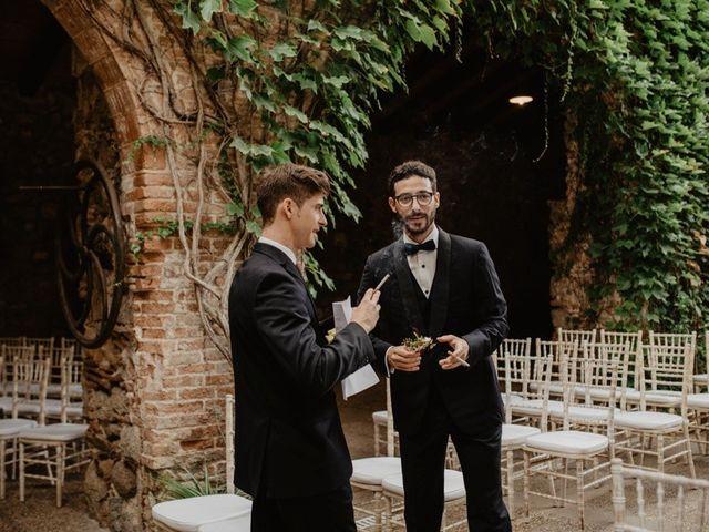 La boda de Gustavo y Silvia en Vilanova Del Valles, Barcelona 24