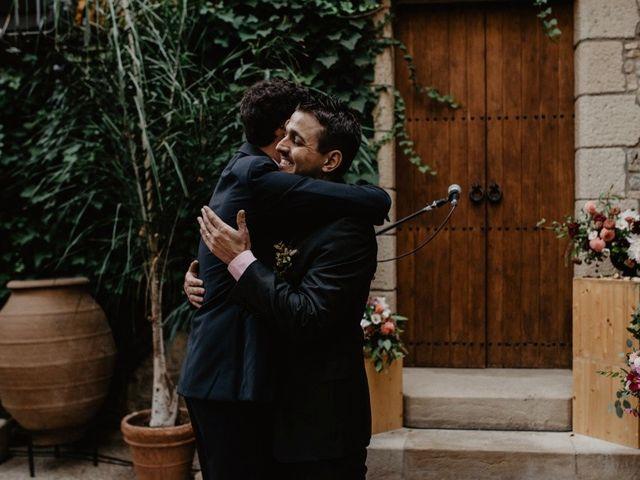 La boda de Gustavo y Silvia en Vilanova Del Valles, Barcelona 31