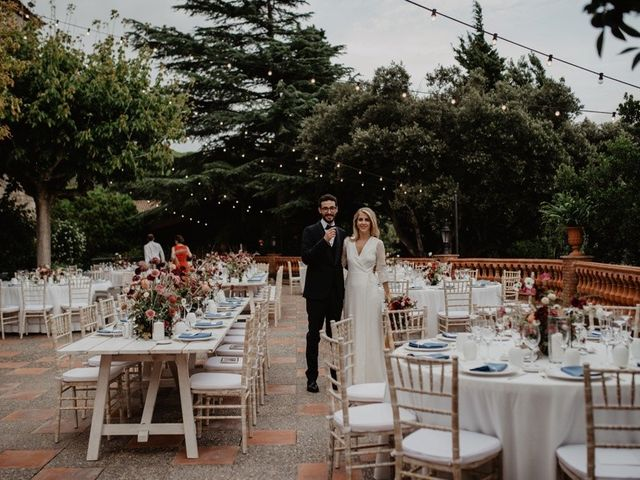 La boda de Gustavo y Silvia en Vilanova Del Valles, Barcelona 37