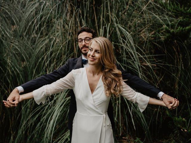 La boda de Gustavo y Silvia en Vilanova Del Valles, Barcelona 38