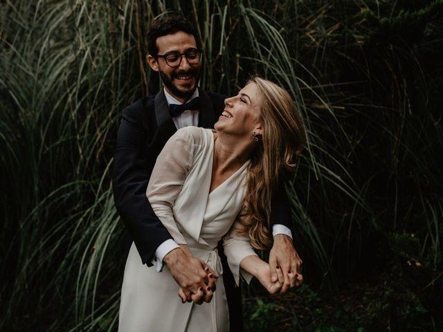 La boda de Gustavo y Silvia en Vilanova Del Valles, Barcelona 1