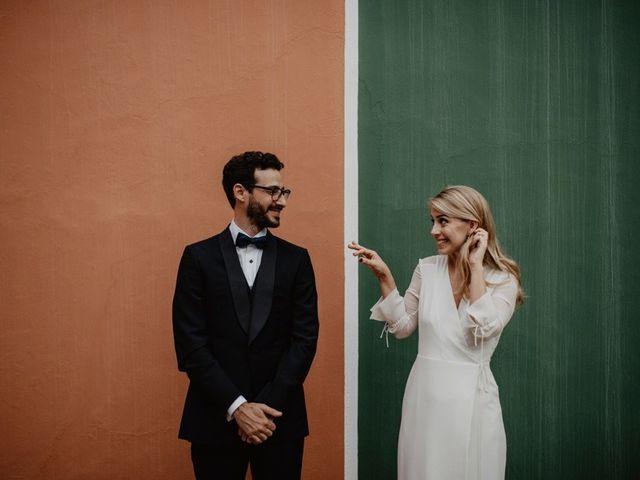 La boda de Gustavo y Silvia en Vilanova Del Valles, Barcelona 2