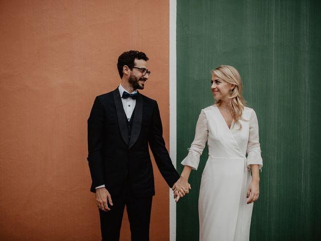 La boda de Gustavo y Silvia en Vilanova Del Valles, Barcelona 46