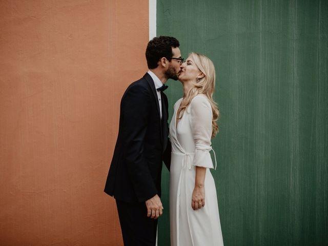 La boda de Gustavo y Silvia en Vilanova Del Valles, Barcelona 47