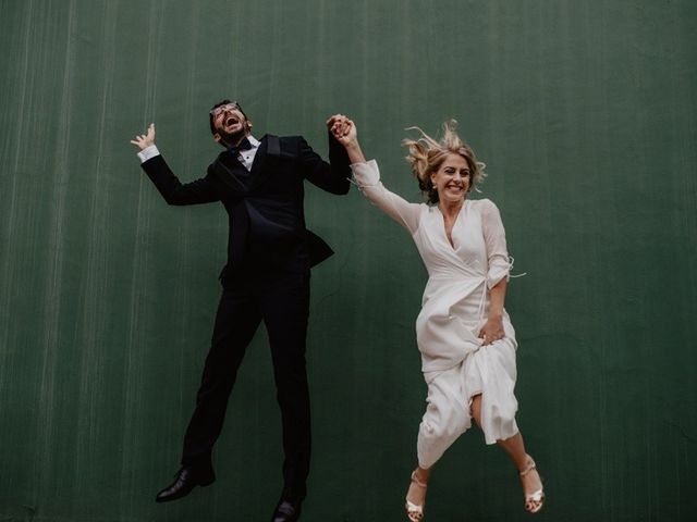 La boda de Gustavo y Silvia en Vilanova Del Valles, Barcelona 48