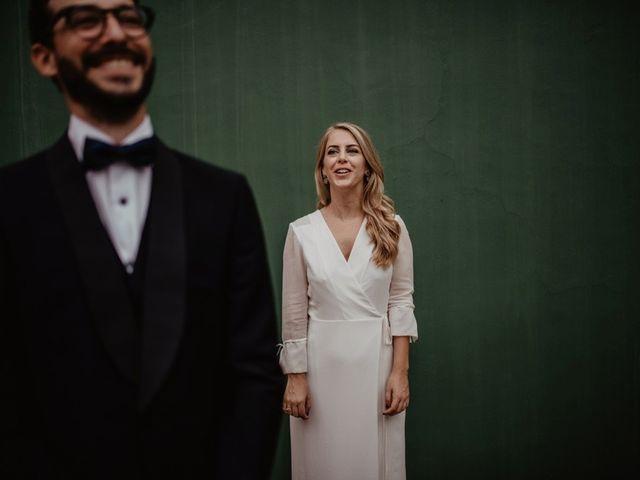 La boda de Gustavo y Silvia en Vilanova Del Valles, Barcelona 49