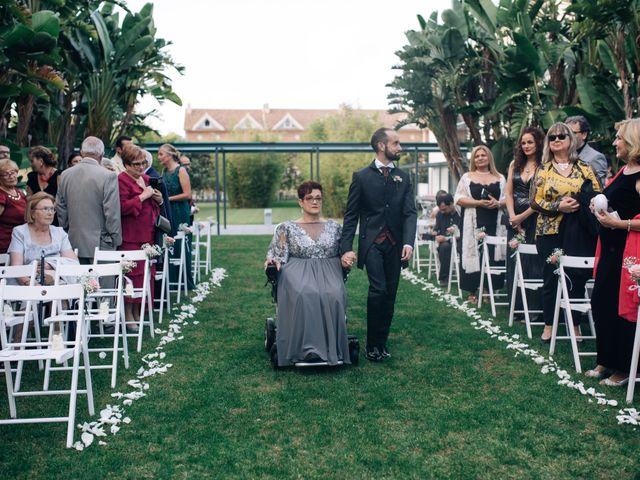 La boda de Daniel y Antonia en El Vendrell, Tarragona 21
