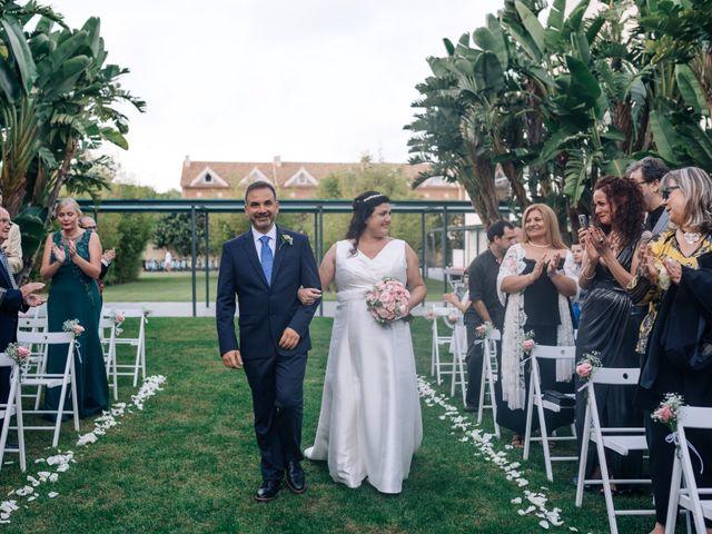 La boda de Daniel y Antonia en El Vendrell, Tarragona 22