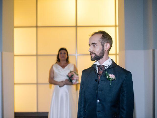 La boda de Daniel y Antonia en El Vendrell, Tarragona 25