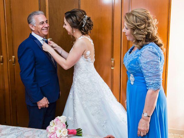 La boda de Alberto y Elena en Carranque, Toledo 6