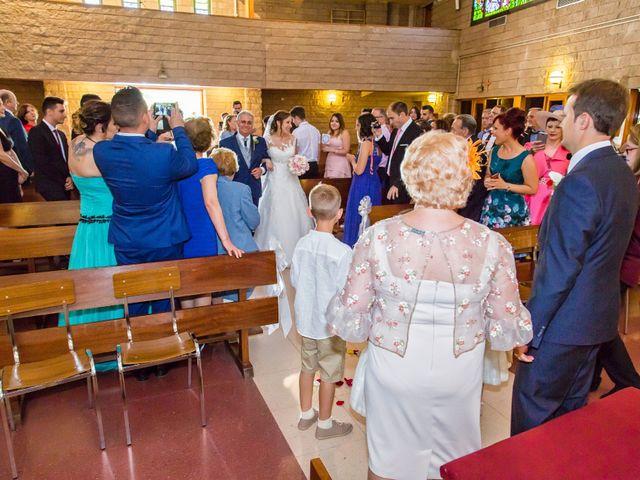 La boda de Alberto y Elena en Carranque, Toledo 9