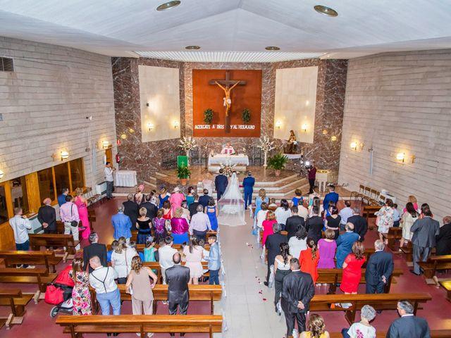 La boda de Alberto y Elena en Carranque, Toledo 10