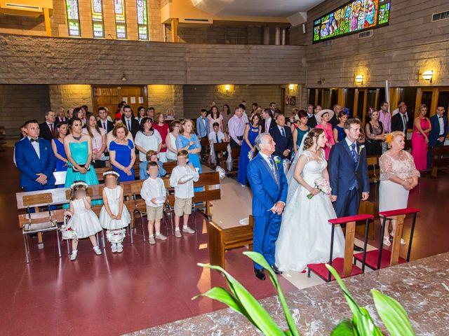 La boda de Alberto y Elena en Carranque, Toledo 11
