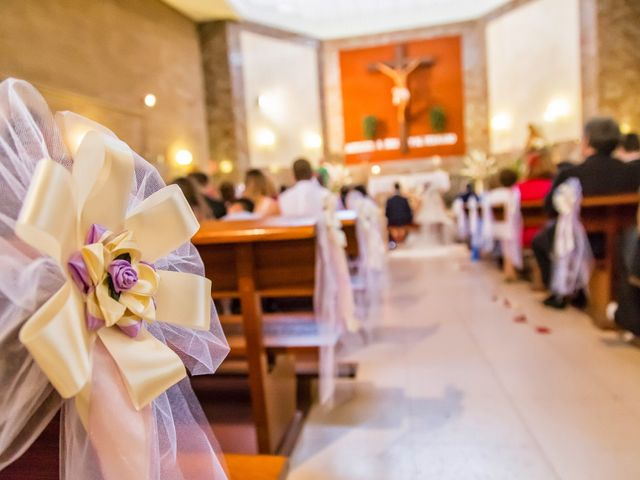 La boda de Alberto y Elena en Carranque, Toledo 12