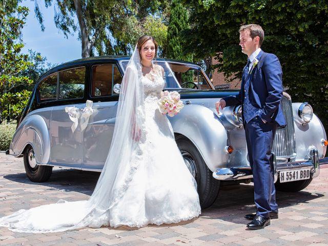 La boda de Alberto y Elena en Carranque, Toledo 13