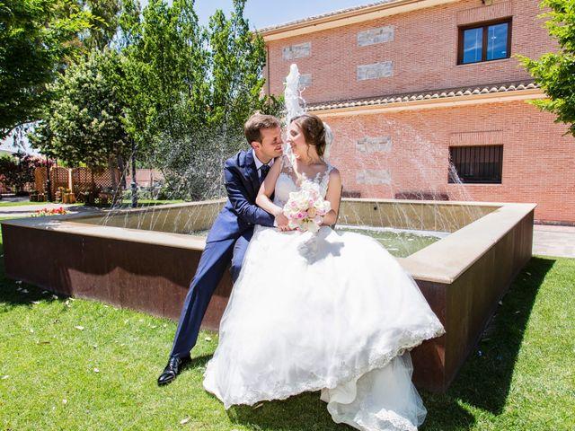 La boda de Alberto y Elena en Carranque, Toledo 14