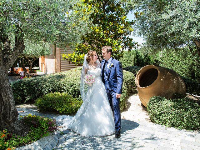 La boda de Alberto y Elena en Carranque, Toledo 15